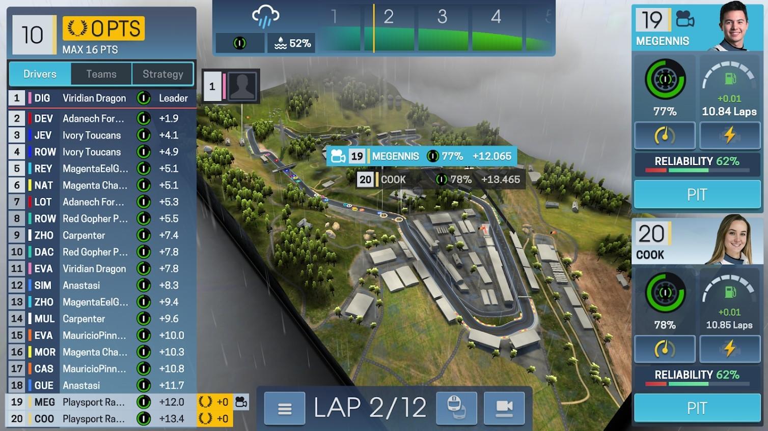 赛车运动经理手机版_赛车运动经理安卓版下载