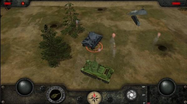 坦克战地手机版_坦克战地安卓版下载