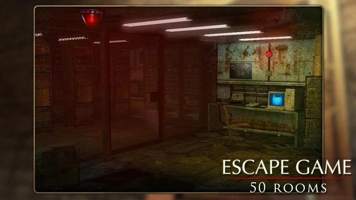 密室逃脱:50个房间2手机版_密室逃脱:50个房间2安卓版下载