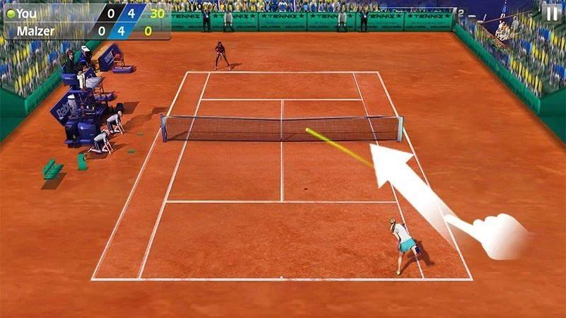 3D网球手机版_3D网球安卓版下载