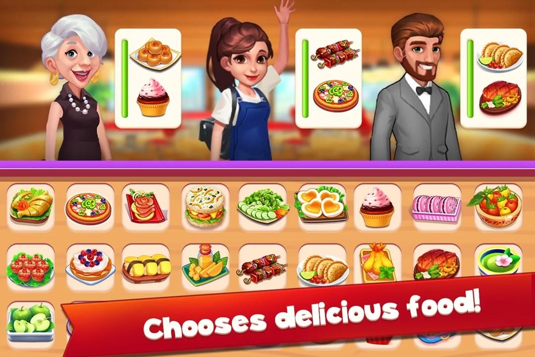 餐厅烹饪:疯狂厨师与家居设计手机版_餐厅烹饪:疯狂厨师与家居设计安卓版下载