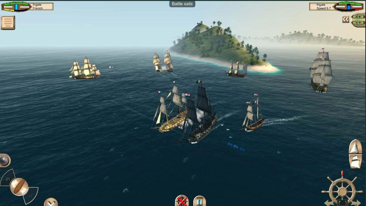 海盗:加勒比海亨特手机版_海盗:加勒比海亨特安卓版下载