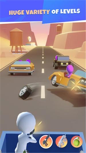 公路游击队手机版_公路游击队安卓版下载