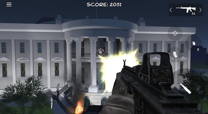 僵尸攻击白宫手机版_僵尸攻击白宫安卓版下载