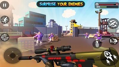 小小枪战3D手机版_小小枪战3D安卓版下载