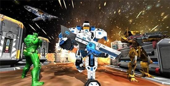 钢铁机器人格斗手机版_钢铁机器人格斗安卓版下载