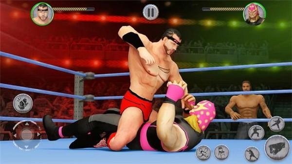 超级巨星摔跤格斗手机版_超级巨星摔跤格斗安卓版下载
