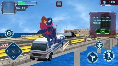 飞绳英雄蜘蛛侠手机版_飞绳英雄蜘蛛侠安卓版下载