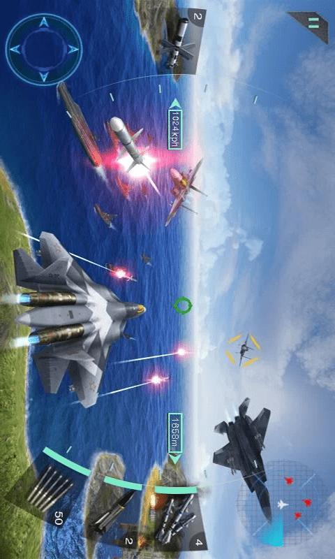 飞机空战联盟手机版_飞机空战联盟安卓版下载
