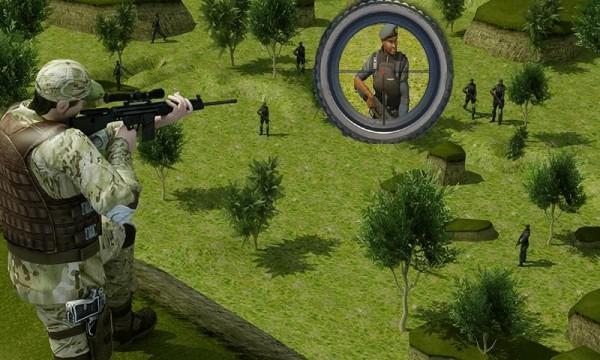 前线现代狙击战争手机版_前线现代狙击战争安卓版下载