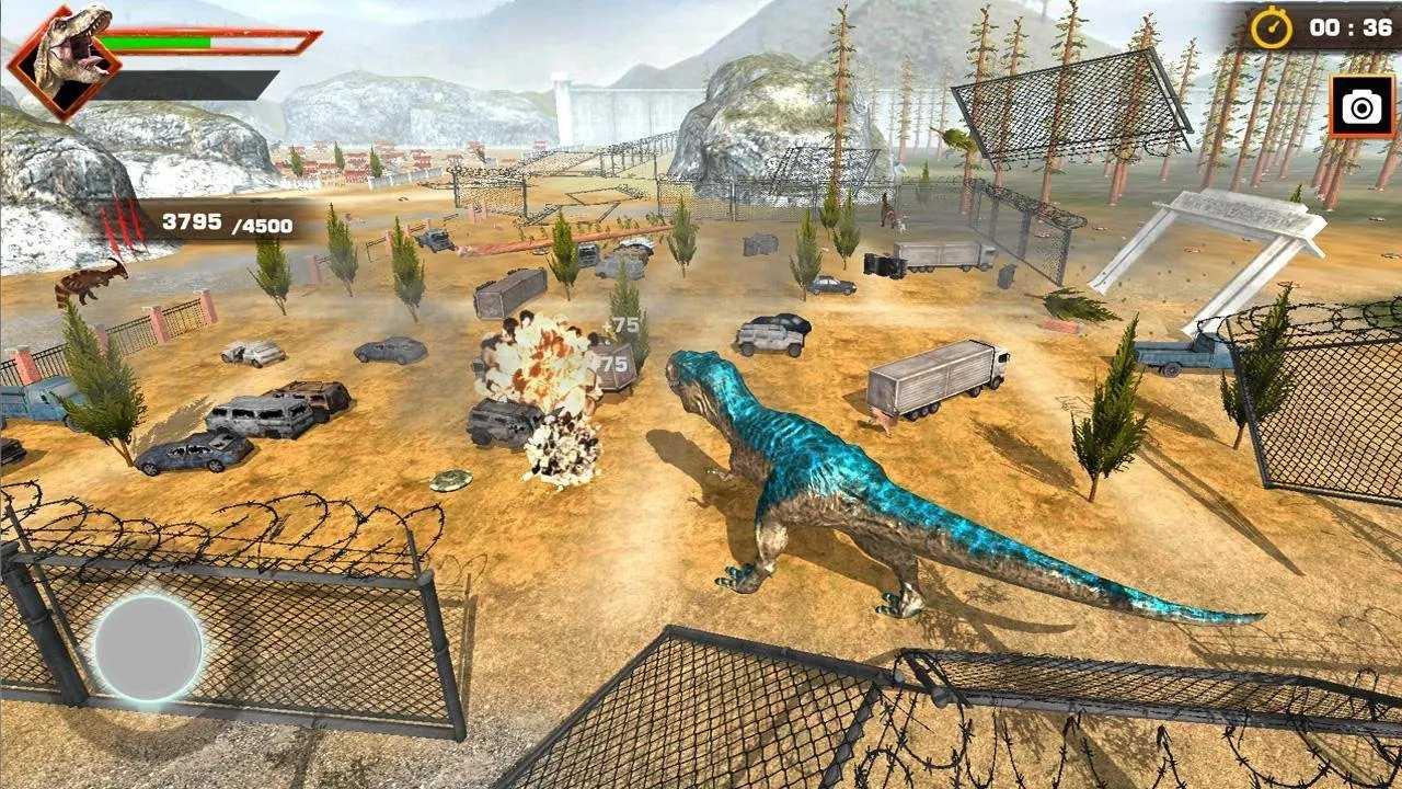 恐龙模拟器2020手机版_恐龙模拟器2020安卓版下载