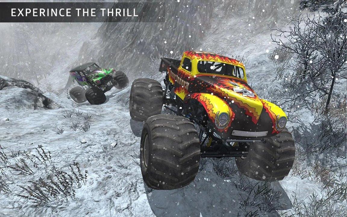 怪物卡车游戏手机版_怪物卡车游戏安卓版下载
