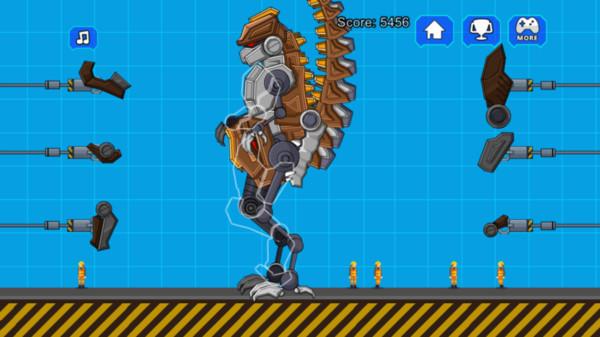 机器终结者暴龙手机版_机器终结者暴龙安卓版下载