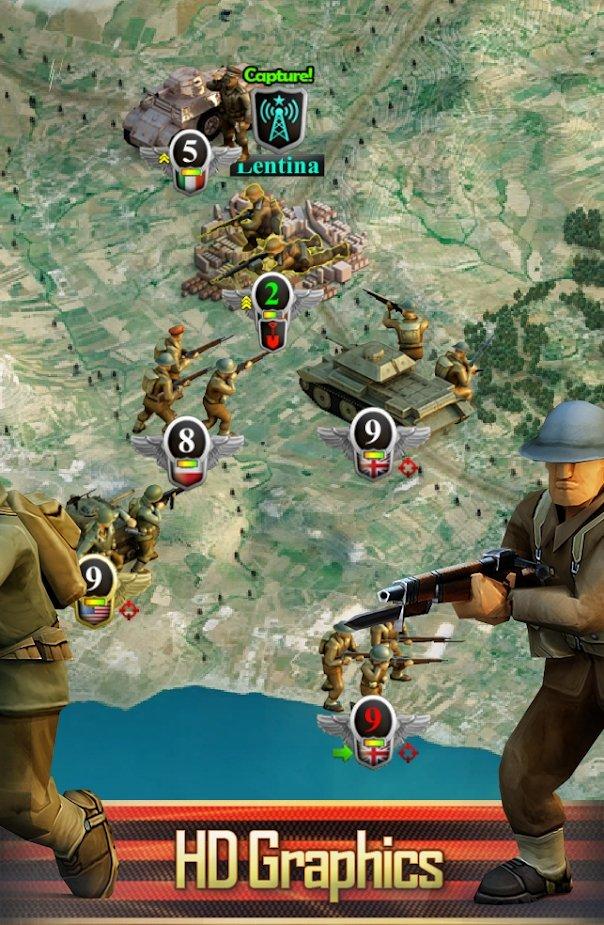 二战前线:西部前线手机版_二战前线:西部前线安卓版下载