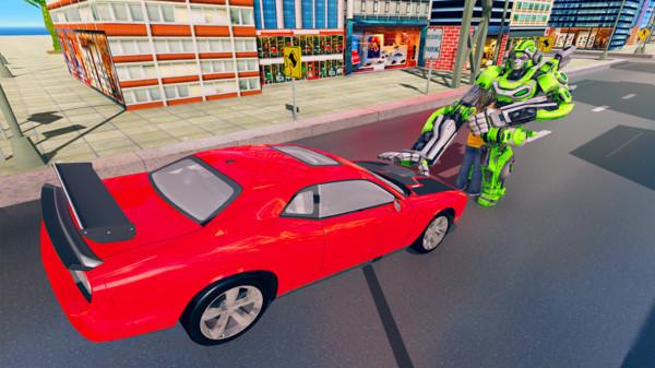 未来极速机器人手机版_未来极速机器人安卓版下载