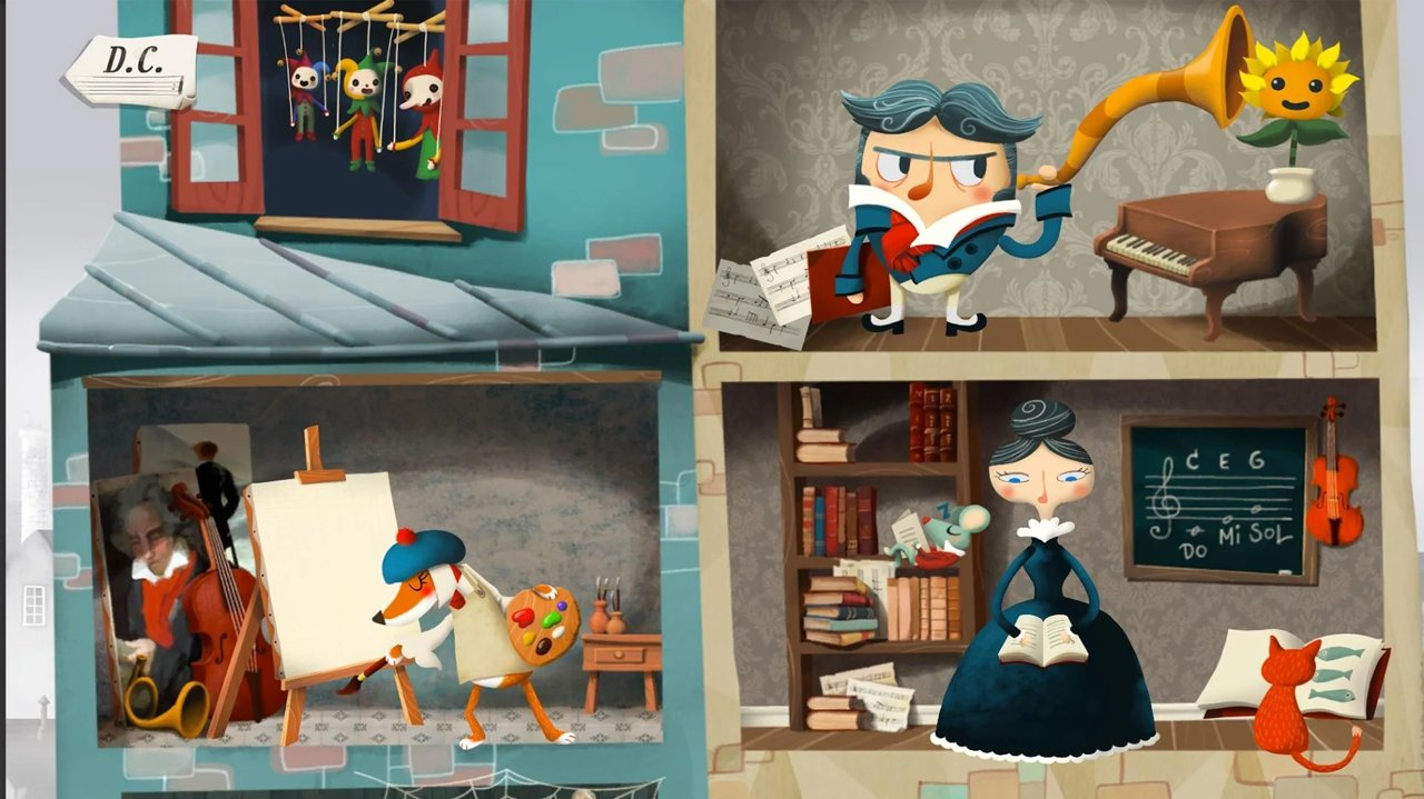 4个孩子的梦想与音乐手机版_4个孩子的梦想与音乐安卓版下载