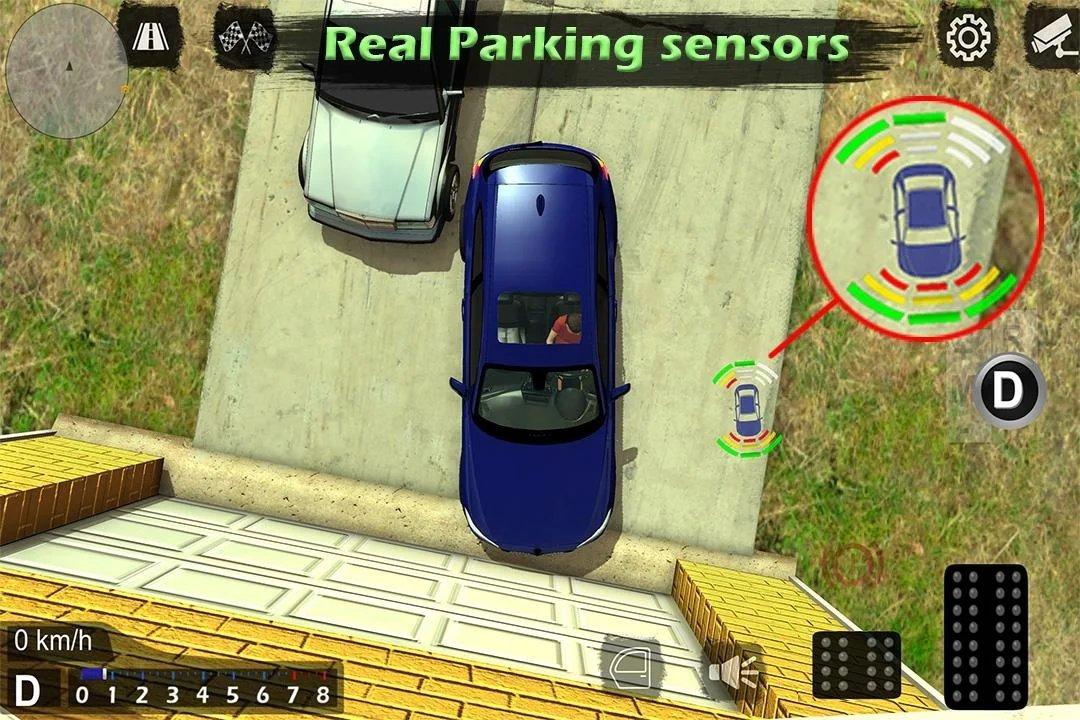 真正的停车场HD手机版_真正的停车场HD安卓版下载