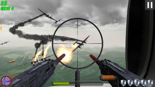 空战机枪查理手机版_空战机枪查理安卓版下载